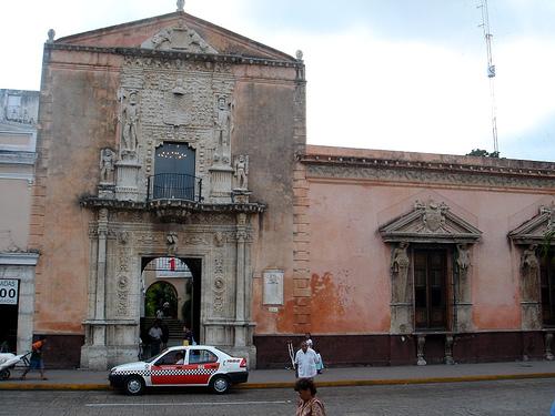 Arquitectura en Yucatán