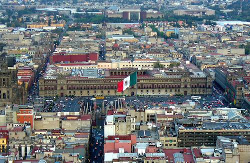 Riquezas arquitectónicas en la ciudad de México