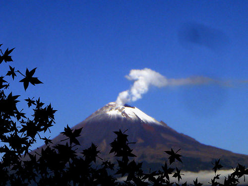 Parque Nacional Popocatepetl