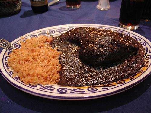 plato tipico de Puebla