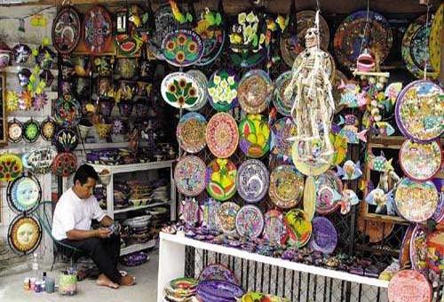 Michoacán y sus artesanías
