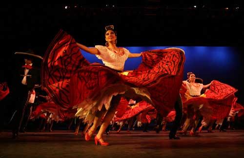Ballet Flkorico de México