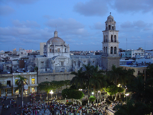 La Catedral de Veracruz