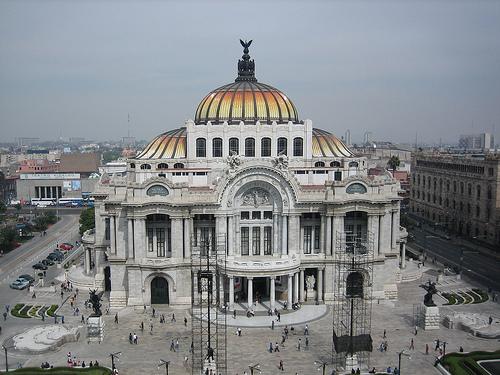 Palacio de Bellas Artes de la Ciudad de México