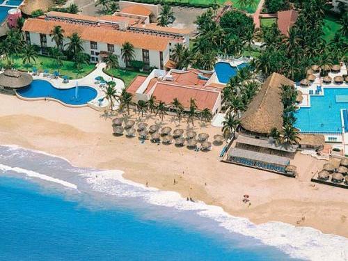 Posada Real Ixtapa, lujoso hotel en Zihuatanejo