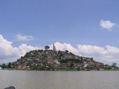 Sitios turísticos en Pátzcuaro