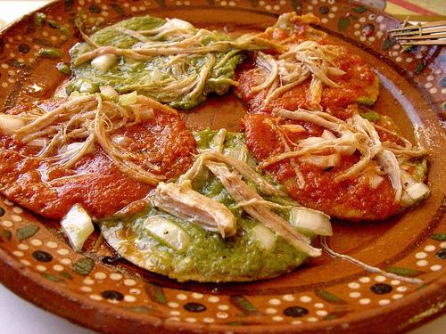 Sabores mexicanos, wraps de queso y vegetales