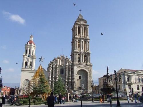 La Catedral de Santiago, en Saltillo