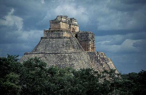 Uxmal, antigua ciudad maya