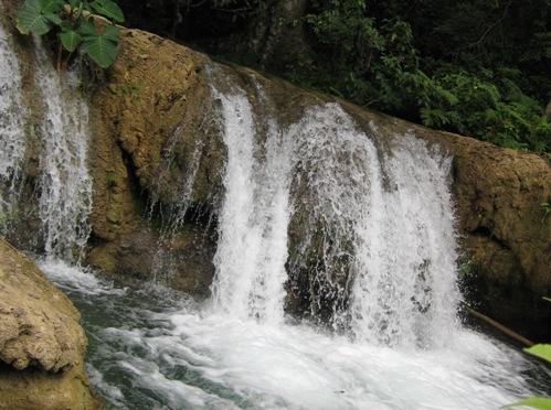 Visita a las Cascadas Mágicas de Copalitilla