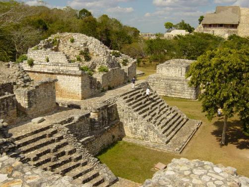 Ek Balam, arqueología en Yucatán