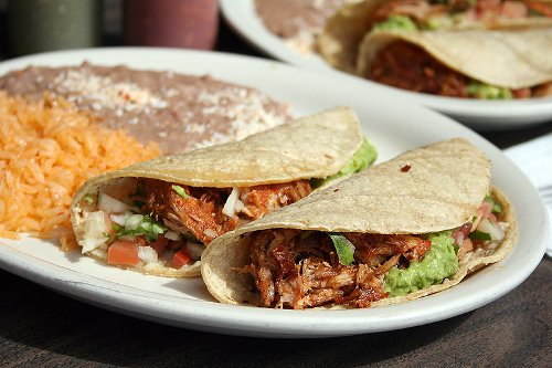 Tacos, receta sencilla y deliciosa
