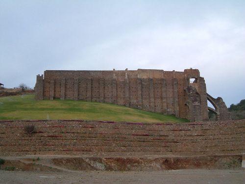 Las minas de Guanajuato