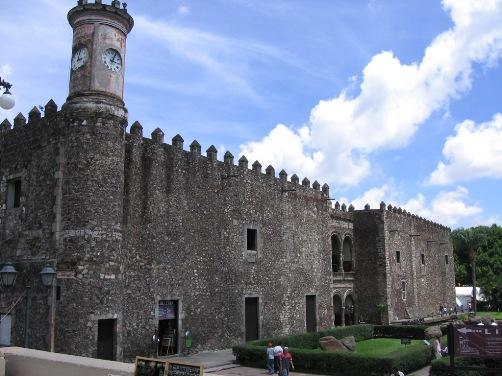 Viaje a la ciudad de Cuernavaca