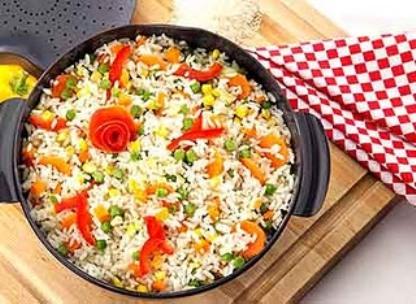 Receta de arroz a la veracruzana