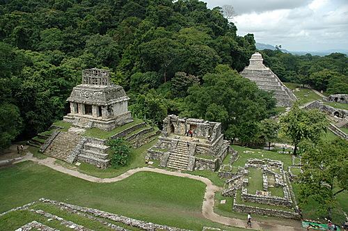 Visita al Parque Nacional Palenque