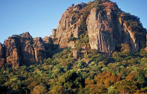 Visita al Parque Nacional El Tepozteco