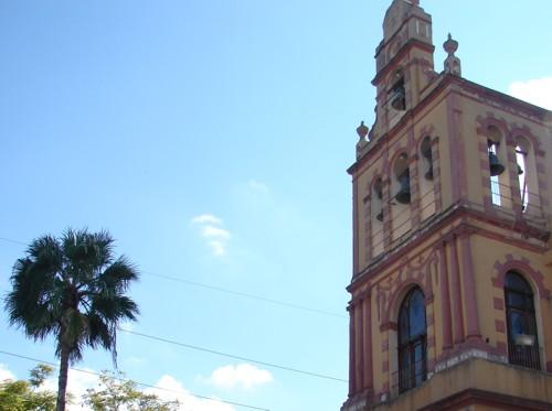 Antigua Basílica de Guadalupe, en Monterrey
