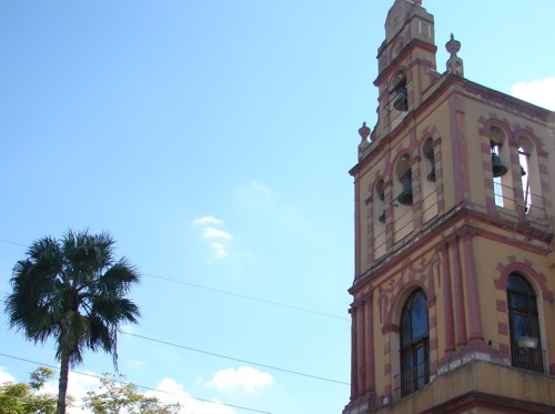 Antigua Basilica de Guadalupe