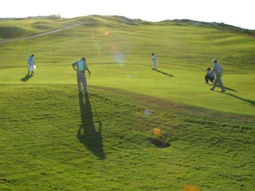 Deporte y buena vida en el Club de Golf las Cruces