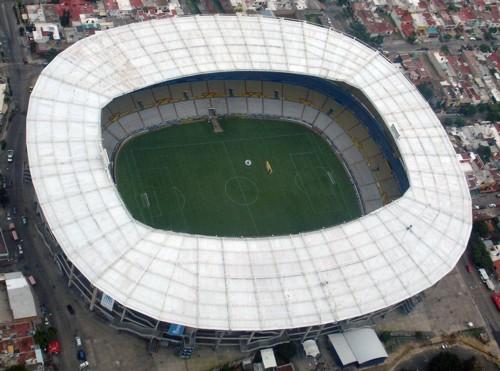 Estadio Jalisco, el tercero más grande de México