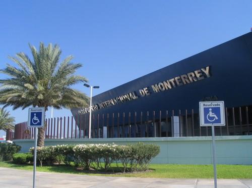 El enorme Aeropuerto Internacional de Monterrey