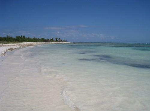 Playas de Paamul, para descansar y relajarse