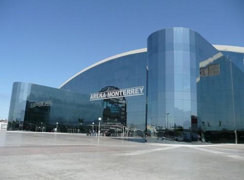 Arena Monterrey, imponente escenario de eventos