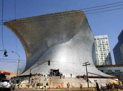 Soumaya-Plaza Carso, nuevo museo de arte