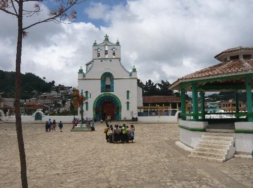 San Juan Chamula, misticismo mágico en Chiapas