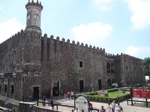 Museo Cuauhnauac, en el Palacio de Cortés