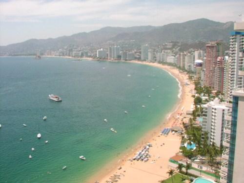 Viaje a Acapulco, guía de turismo