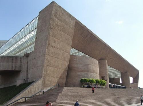 Auditorio Nacional, principal recinto de espectáculos