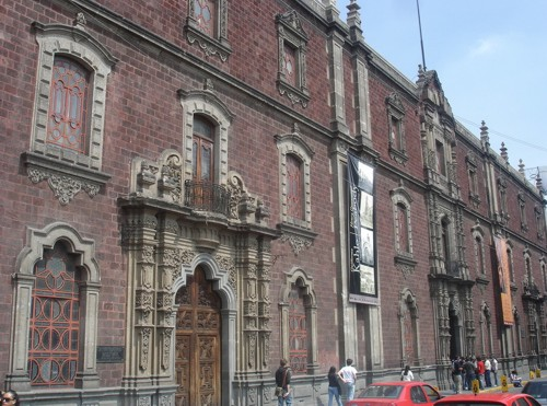 Museo del Antiguo Colegio de San Ildefonso