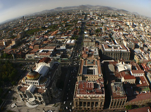 Gran Desfile de México DF, festival internacional