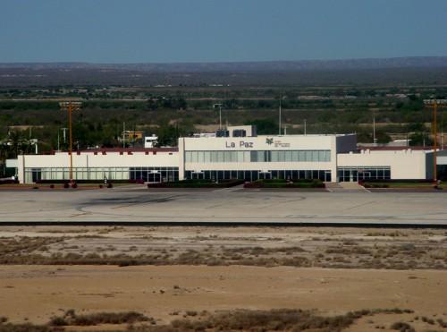 Aeropuerto Internacional de La Paz
