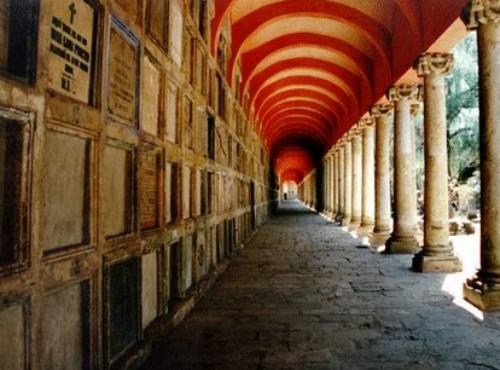 Panteón de Belén, encanto y misterio