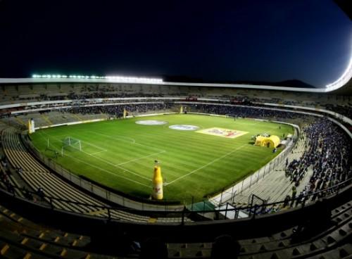 Estadio Corregidora, hogar de los Gallos Blancos