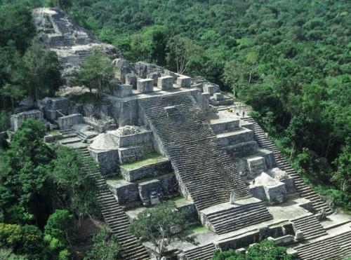 Calakmul en Campeche