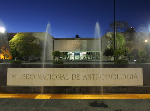 El legado mesoamericano en el Museo de Antropología