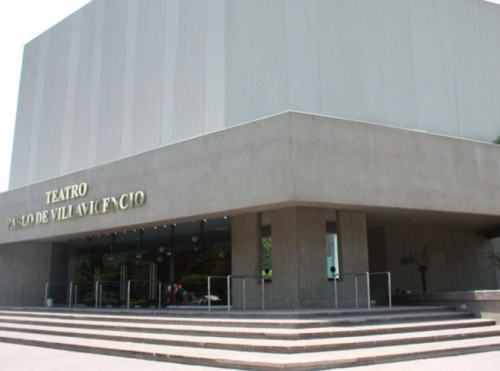 El recuperado Teatro Pablo de Villavicencio