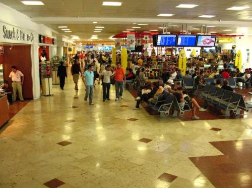 Aeropuerto Internacional de Cancun
