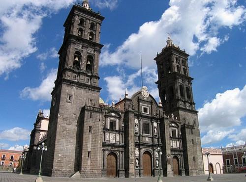 Catedral de Puebla, la más grande de Latinoamérica