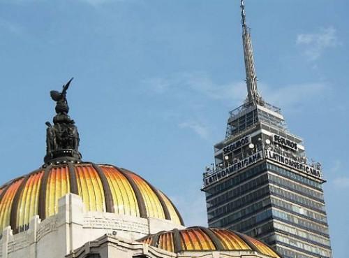 Torre Latinoamericana, a prueba de terremotos