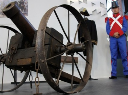 El Museo del Ejército y Fuerza Aérea Mexicanos